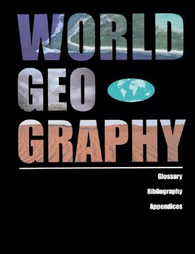 9780893560249: World Geography