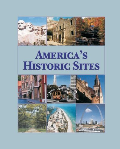 America s Historic Sites (Hardback): Tracy Irons-Georges