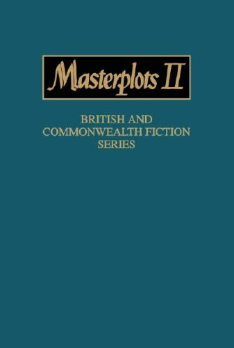 Masterplots II: British and Commonwealth Fiction Series: Editor-Frank Northen Magill