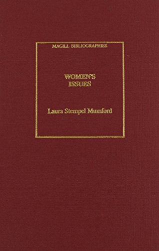 Women's Issues: An Annotated Bibliography