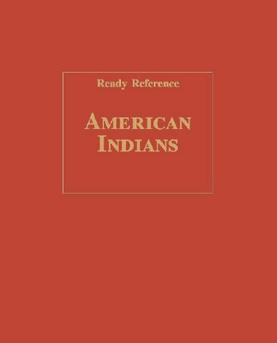 American Indians (Hardback): Reference Ready