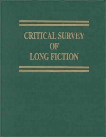 Critical Survey of Long Fiction: Oscar Hijuelos-Patrick
