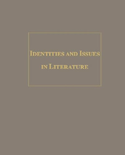 9780893569204: Identities and Issues in Literature (3 Volume Set)