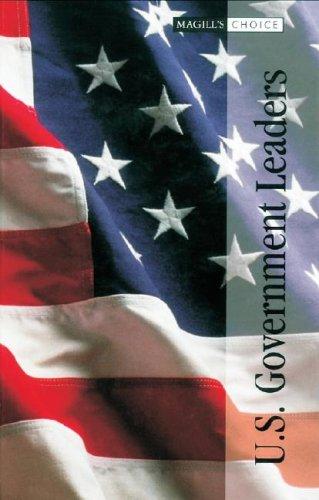 US Government Leaders: Salem Press Editors