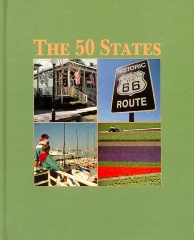 The 50 States: Rasmussen, R. Kent (editor)