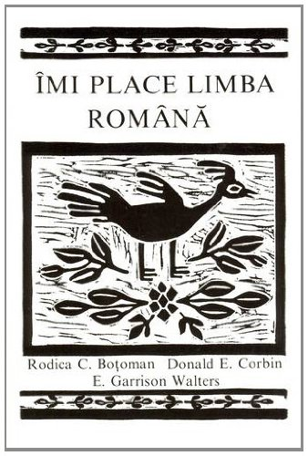 9780893570873: Imi Place Limba Romana
