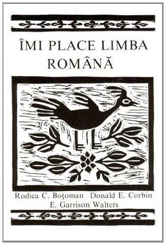 Imi Place Limba Romana (A Romanian Reader)