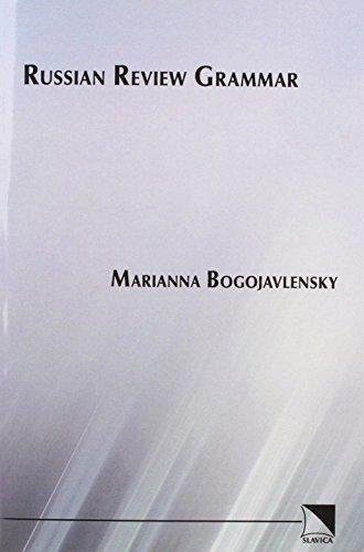 9780893570965: Russian Review Grammar