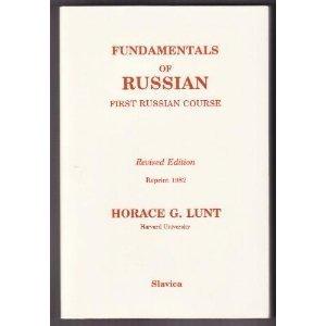 9780893570972: Fundamentals of Russian