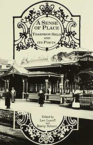 9780893572396: A Sense of Place: Tsarskoe Selo and Its Poets : Papers from the 1989 Dartmouth Conference Dedicated to the Centennial of Anna Akhmatova