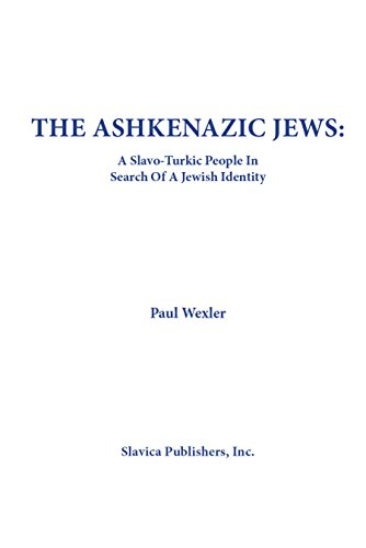 9780893572419: The Ashkenazic Jews: A Slavo-Turkic People in Search of a Jewish Identity
