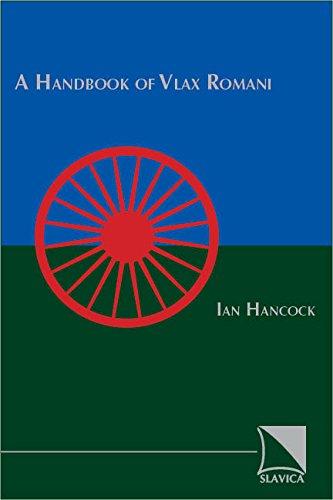 9780893572587: Handbook of Vlax Romani