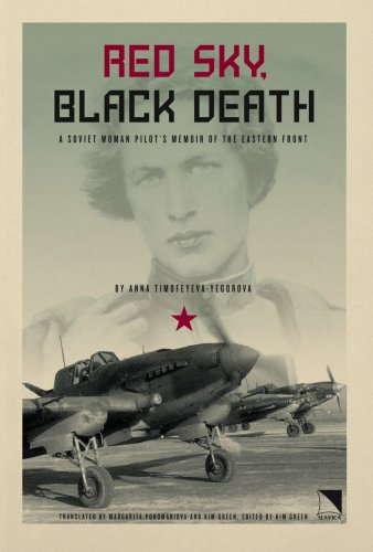 9780893573553: Red Sky, Black Death: A Soviet Woman Pilot's Memoir of the Eastern Front