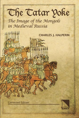9780893573690: The Tatar Yoke: The Image of the Mongols in Medieval Russia: Corrected Edition