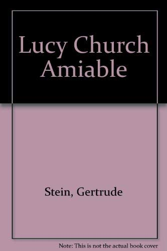 9780893661106: Lucy Church Amiably