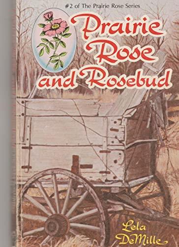 Prairie Rose and Rosebud (Prairie Rose Series): Demille, Lela