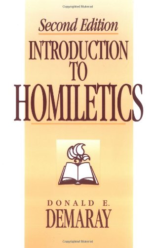 9780893672041: Introduction to Homiletics