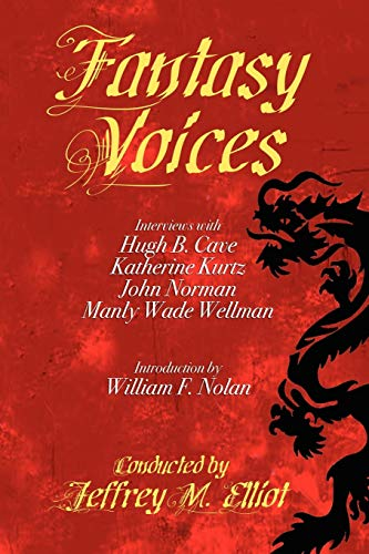 9780893702465: Fantasy Voices: Interviews with American Fantasy Writers (Milford Series)