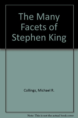9780893709839: The Many Facets of Stephen King