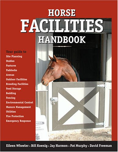 9780893730987: Horse Facilities Handbook