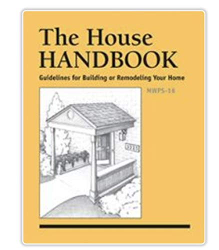 9780893731014: House Handbook : Guidelines for Building or Remodeling Your Home