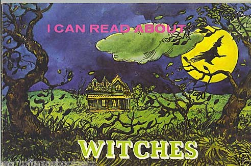 9780893750664: I Can Read About Witches (I Can Read About Series)