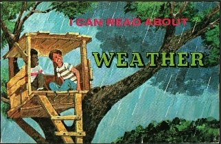9780893750701: I Can Read About Weather