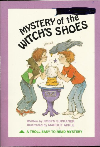 Mystery of the Witch's Shoes: Supraner, Robyn