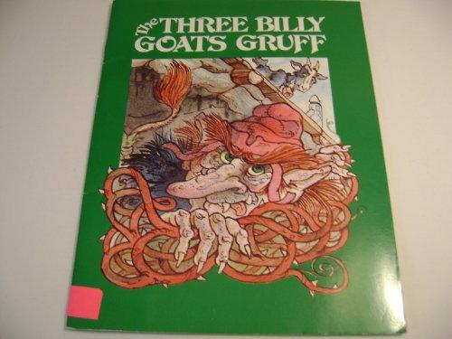 9780893750992: Three Billy Goats Gruff - Pbk