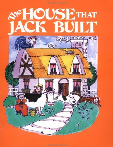 The House That Jack Built (Book and Record)