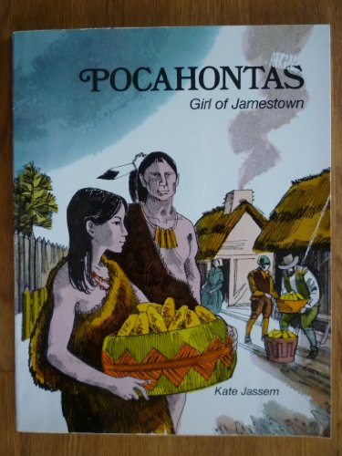 Pocahontas, Girl of Jamestown (0893751529) by Jassem, Kate; Eitzen, Allan