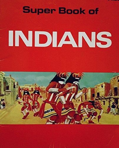 9780893751784: Super book of Indians
