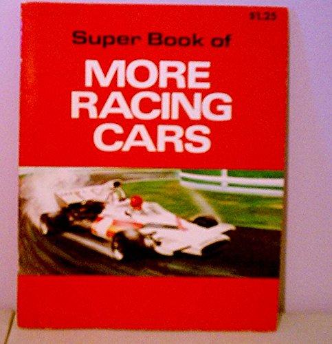 Super Book of More Racing Cars: Shulan, Michael
