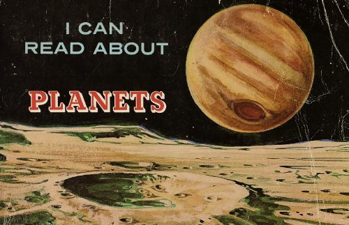 9780893752156: I Can Read About Planets
