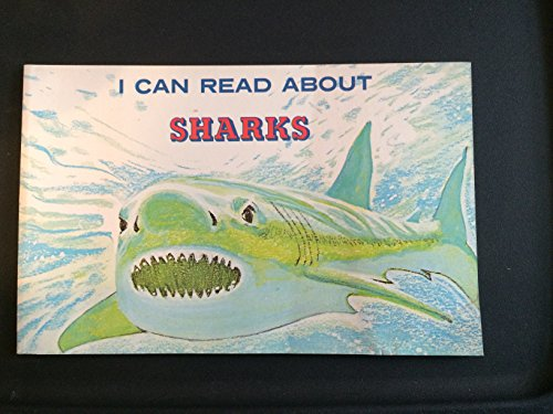 9780893752187: I Can Read About Sharks