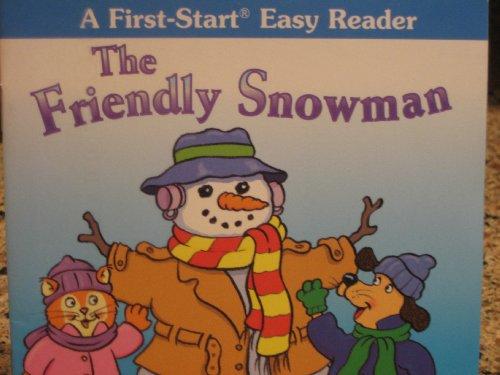 9780893752774: Friendly Snowman (First-Start Easy Readers)