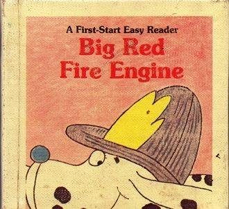 Big Red Fire Engine: Greydanus, Rose