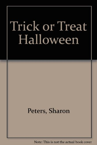 9780893753924: Trick or Treat Halloween