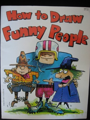 How To Draw Funny People - Pbk (How to Draw (Troll)): Rhian Mckay