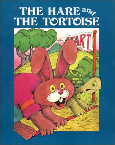 9780893754693: The Hare and the Tortoise (Fairy Tale Classics)