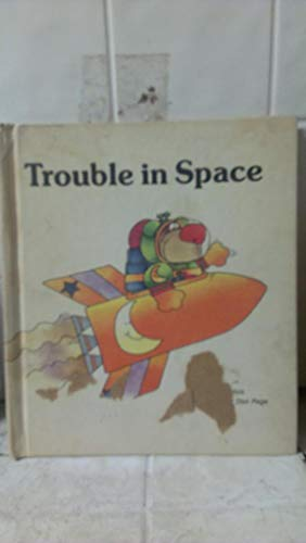 Trouble in Space (Giant First-Start Reader) (0893755176) by Rose Greydanus