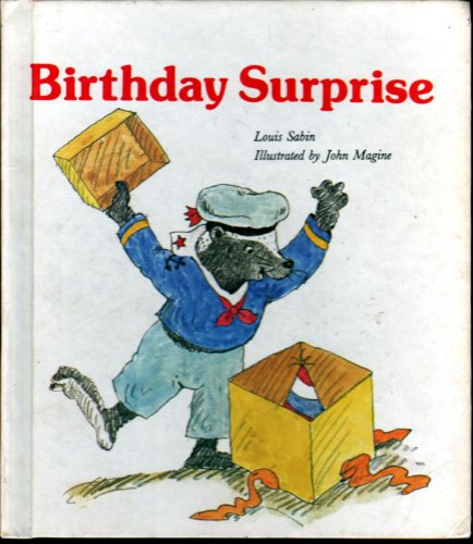 9780893755270: Birthday Surprise (Giant First-Start Reader)