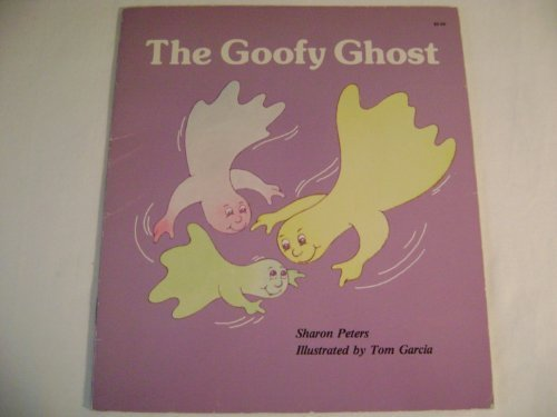 9780893755348: Goofy Ghost (Giant First Start Reader)