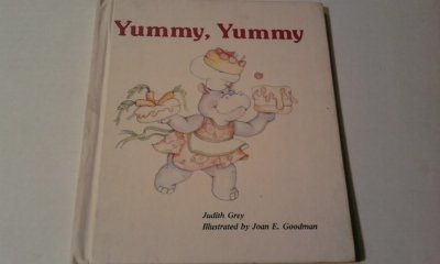 9780893755430: Yummy, Yummy (Giant First-Start Reader)