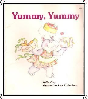 9780893755447: Yummy, Yummy (Giant First-Start Reader)