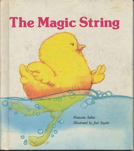 9780893755478: The Magic String (Giant First-Start Reader)