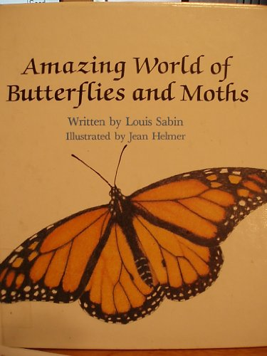 9780893755607: Amazing World of Butterflies and Moths