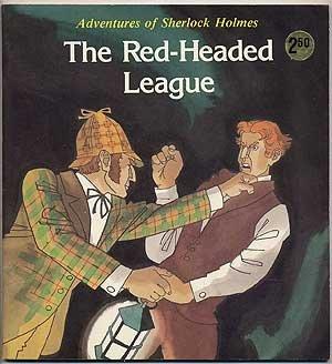 The Red-Headed League (Adventures of Sherlock Holmes): David Eastman