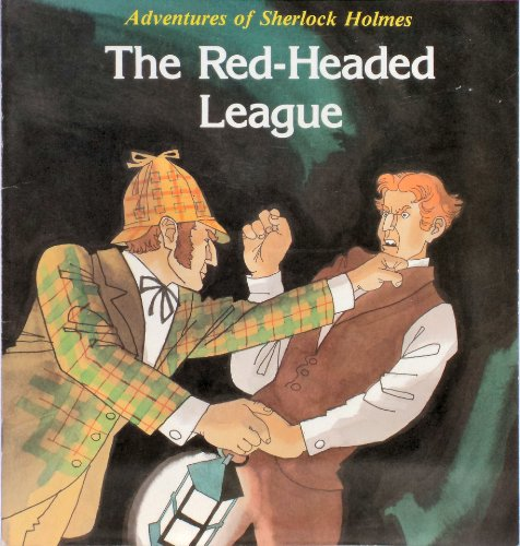 9780893756154: The Red-Headed League (Adventures of Sherlock Holmes)