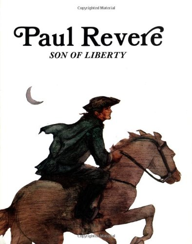 9780893757670: Paul Revere : Son of Liberty (Easy Biographies)